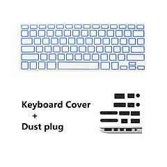 """最新のキーボードフィルムとアンチダストは、「/網膜ディスプレイと空気13を13 / """"15"""" MacBook Proのためのユニバーサルプラグ"""