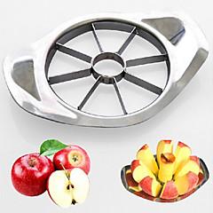 1 db Cutter & Slicer For Gyümölcs Műanyag / Rozsdamentes acél Jó minőség / Kreatív Konyha Gadget / Újdonságok
