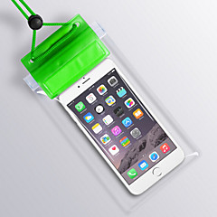 드라이 박스 핸드폰 방수 다이빙 & 스노쿨링 PVC 레드 노란색 그린 블루 퍼플 블랙