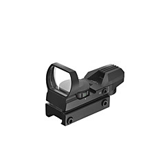 LS1618 HDR31-1 Red and Green Dot 4 Reticle Reflex Sight Send Color for Camera
