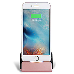 desktop metal vugge til iphone 6 / 6s / 6 plus / 6s plus