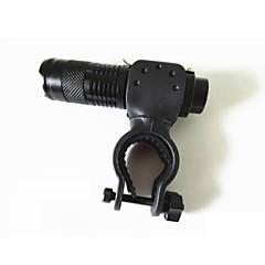 Latarki LED Zatrzaski i mocowania LED 2000 Lumenów 1 Tryb Cree XR-E Q5 14500 AA Regulacja promienia Odporne na czynniki zewnętrzne