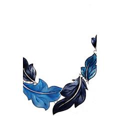 Halsband Uttalande Halsband Smycken Bröllop / Party / Dagligen / Casual Mode Legering Gyllene 1st Present