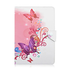 Universal 10 Inch Tablet PC Design Of Coloured Drawing Or Pattern Leather Case Magnetic Smart Case Anti-Dust