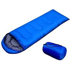 Vandtæt / Åndbarhed-Sovepose(Blå / Army Grønn) -Bomuld