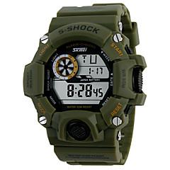 Unisex  Watch/ Calendar / Chronograph  / Alarm  / Digital Wrist watch