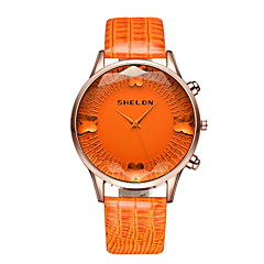 Women's Fashionable Leisure Diamond Leather Watch Leather Band Cool Watches Unique Watches