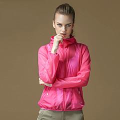 Sports Slim Coat Female Sunscreen Clothing Unlined