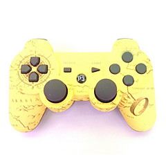 Map Wireless Joystick Bluetooth DualShock3 Sixaxis Rechargeable Controller gamepad for PS3