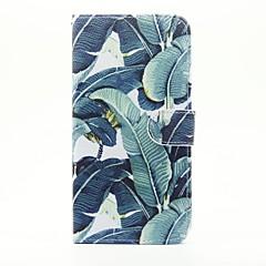 Για Θήκη iPhone 6 / Θήκη iPhone 6 Plus / Θήκη iPhone 5 Πορτοφόλι / Θήκη καρτών / με βάση στήριξης tok Πλήρης κάλυψη tok Δέντρο Σκληρή