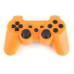 Manette Sans Fil pour PS3 (Orange)