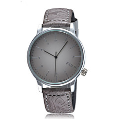 Men FEIFAN Brand Casual Watches Leather Strap Simple Quartz Wristwatch Wrist Watch Cool Watch Unique Watch