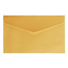 enveloppe nacrée 5 couleurs (couleur aléatoire)