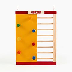 hamsters grimper l'échelle, jouets en bois de sport, 1 pièce