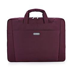 레노버 / Mac 용 fopati® 15 인치 노트북 케이스 / 가방 / 소매 / 삼성 / 퍼플 블랙 / 그레이 / 브라운 / 레드