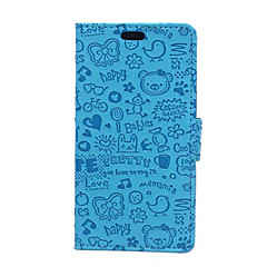 Mert Nokia tok Pénztárca / Kártyatartó / Állvánnyal Case Teljes védelem Case Rajzfilmfigura Kemény Műbőr NokiaNokia Lumia 950 / Nokia