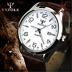 Fashion Waterproof Lovers Quartz Watch