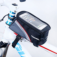 ROSWHEEL® Fahrradtasche 1.3LFahrradrahmentasche Wasserdichter Verschluß / Feuchtigkeitsundurchlässig / Stoßfest / tragbarTasche für das