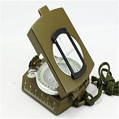 Compasses Pocket Convenient Hiking Camping Travel Outdoor Alloy Metal
