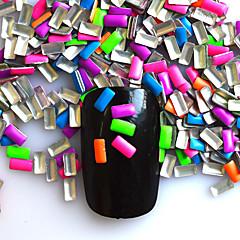 1000 Nail Art dekoráció strasszos gyöngy smink Kozmetika Nail Art Design