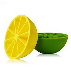 1PCS Lemon Shaped Ice Mold Making Tools Ice Tray Mold Lemon Trays Ice Moulds