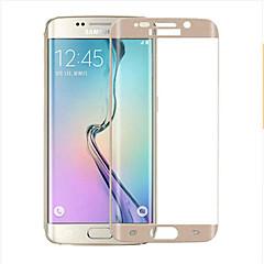 zxd 9h 3D Full böjd skärm skydd härdat glas film för Samsung Galaxy s6 kant