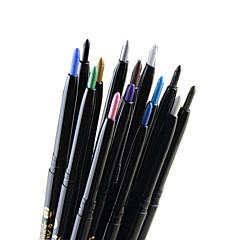 아이라이너 연필 광물 지속 시간 / 천연 블랙 페이드 / 회색 그라데이션 / 베이지 / 브라운 / 그레이 / 골드 / 핑크 / 누드 눈 1 1 Others