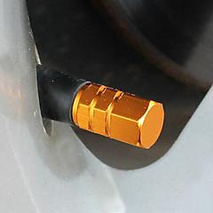 tampa da válvula do pneu de carro tampa da válvula personalizado cor
