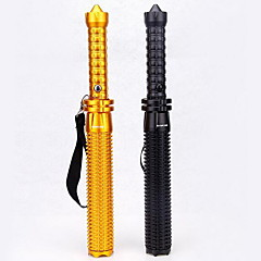 Rechargeable Zoom Mace Self-defense LED Flashlight (Single Flashlight)