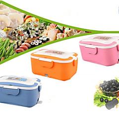 Electric Heating Lunch Box Creative Kitchen Gadget / Beste kvalitet / Høy kvalitet Rustfritt Stål / Plast Kjøkkenredskapssett