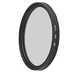 emoblitz의 62mm의 CPL 원형 편광 렌즈 필터