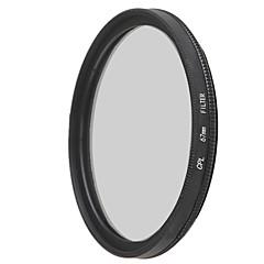 emoblitz 67mm cpl cirkulär polarisator lins filter