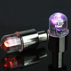 Bisiklet Işıkları tekerlek ışıkları LED Other Lümen Pil Diğerleri Gümüş Bisiklete biniciliği / Motosiklet-Diğerleri