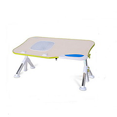 Protable zielony laptop stand / fordable biurko 60 * 33