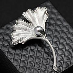 Dames Meisjes´ Broches Kristal Modieus Wings Zilver Gouden Sieraden Bruiloft Feest Dagelijks