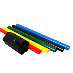 terminal PE 1kv termorretráctil tubo de accesorios de cable (5 juegos)
