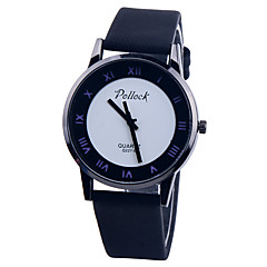 Simulation Relojes Quartz Men Watches Casual Leather Strap Watch Male Wristwatch Relogio Masculino