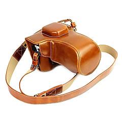 Push around OM - E - D M5MarkII camera holster em5ii removable battery camera bag