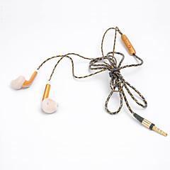 Sei sicuro USURE MJ-1 Microauricolari (infra-orecchio)ForLettore multimediale/Tablet / ComputerWithDotato di microfono / DJ / Controllo