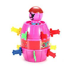 Novelty Toy Game Toy Speeltjes Speeltjes Cilindrisch ABS Perzik / Orange Voor kinderen