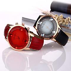 Frauen / Schmetterling Mode Juwel Fall bunte Lederband Art und Weise der Dame Uhr