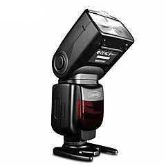 sidande® cámara réflex df-550 flash externo Speedlight de la lámpara de destello superior para Canon / Nikon / Pentax / Fujifilm / Samsung