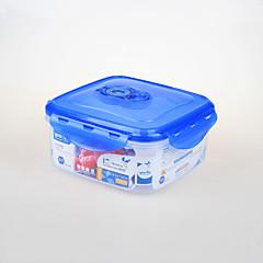 YOOYEE Brand China Factory Waterproof Tableware Cube Storage Box Plastic with Lid