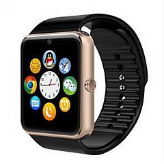 Hombre Reloj Smart Digital Pantalla Táctil / Mando a Distancia / Calendario / alarma / Podómetro / Monitores para Fitnes / Cronómetro