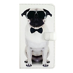 PU Leather Dog Tie for iphone7plus 7 6Splus 6Plus 6S 6 SE 5S 5