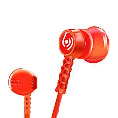 Beevo EM300 Słuchawki douszneForOdtwarzacz multimedialny / tablet / Telefon komórkowy / KomputerWithz mikrofonem / DJ / Regulacja siły
