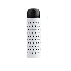 Rozsdamentes acél BPA mentes Vizes palack