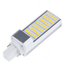 10W E14 G23 G24 E26/E27 LED à Double Broches T 35 SMD 5050 900-1000 lm Blanc Chaud Blanc Froid Décorative AC 85-265 AC 100-240 AC 110-130