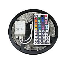 z®zdm 5m 150x5050 SMD RGB LED nauhat valo IP20 kanssa 44key kaukosäätimen (DC12V)