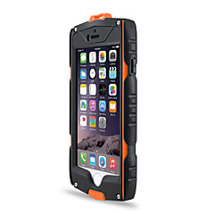 Varten iPhone 6 kotelo / iPhone 6 Plus kotelo Vesi / Dirt / Shock Proof Etui Takakuori Etui Panssari Kova Kumi AppleiPhone 6s Plus/6 Plus